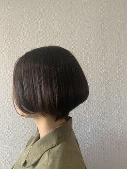 テラ(terra)の写真/大人女性も通いやすい大人気プライベートサロン。1人1人に合わせた施術で、年齢による髪のお悩みを解決へ―