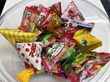 シータの雰囲気(お菓子もございます☆小さいお子様にご好評!)