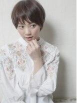 ヘアメイク パッセージ 千歳船橋店(hair make passage)ナチュラルショート