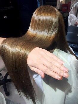 ヘアメイク シェリー(Hair Make SHELLY)の写真/あなたの為だけのオーダーメイドのトリートメント【oggi otto】☆話題のアプリエカラーとも相性抜群!