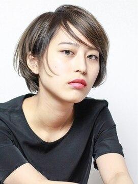 テトヘアー(teto hair)SHORT[ローレイヤー・ショートボブ]
