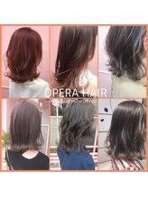 オペラ バイ バレエ 清澄白河店(OPERA by BALLET HAIR)OPERA HAIR