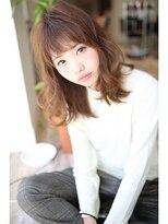アグ ヘアー ナイン 東三国店(Agu hair nine)キュート&愛されヘア