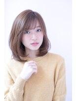 アンヘアー(UNHAIR by shiomiH)【UNHAIR】大人ふんわり柔らかマッシュボブ【フリンジバング】