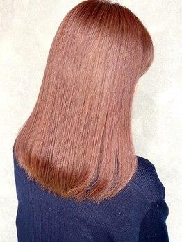 """セシルヘアー(CECIL hair)の写真/リーズナブルな価格なのに""""扱いやすさ×柔らかな質感""""の両方を叶える【CECIL】の縮毛矯正☆髪質改善にも◎"""