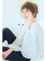 リル ヘアーデザイン(Rire hair design)【Rire-リル銀座-】☆黄金バランスショート☆