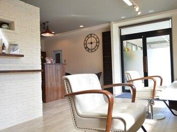 アメイ(A_mei)の写真/[山越]落ち着いた雰囲気の隠れ家salon。マンツーマンで髪に優しいものだけ使用【カット+カラー¥6500】