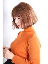 アミィヘアー アネックス(Ami Hair annex)ふんわりクセ毛風カールボブ #熊谷 #美容室