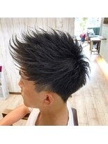 ループ(LOOP)ショート 短髪