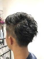ケーオーエス(KOS beauty hair, nail & eyelash)ワイルドショート