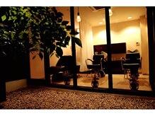 ディーゾーン(D zone)の雰囲気(中庭越しにある癒しの別室、スパルーム。クーポン有!!)