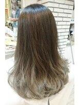 クッキー ヘアーアンドメイク(COOKIE Hair&Make)【COOKIE 】スモーキーグラデーション