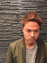 ヒロギンザ 神田店(HIRO GINZA)3代目風ツーブロック<理容室>【神田】<理容室><理容室>