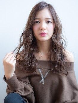 オーブ ヘアー コト 京都北山店(AUBE HAIR koto)の写真/髪を傷ませず、ダメージを最小限に抑えたパーマで質感柔らかな上級パーマに★選べる豊富なパーマMENUも魅力