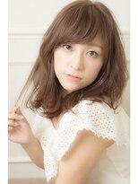 ミンクス ハラジュク(MINX harajuku)【藤田昂補produce】エアパーマ×シルクカラー