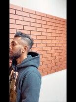 バーバーズ ネオ グリコ(barber's neo glico)Fade