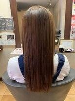 ヘアメイク グラント(HAIR MAKE GRANT)ダメージレス弱酸性縮毛矯正