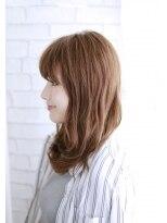 美髪デジタルパーマ/バレイヤージュノーブル/クラシカルロブ/699