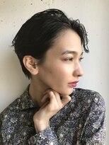 ハーティム 代官山(Heartim)☆エレガントな黒髪ショート☆