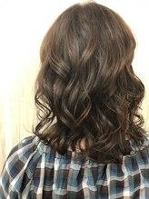 ヘアショップ ホップエム(HAIR SHOP HOP M)セミロングレイヤー