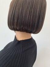 ヘアーアトリエ カノル(hair atelier canol)【canol】*ぱつっとボブ*