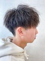 ケーコーム プール(K-COM POOL)【 K-COM 】メンズ人気スタイル 波打ち風 ツイストパーマ