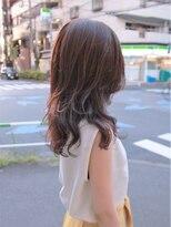 ヘアー ライズ(hair RISE)クールレイヤーチェスナットブラウン