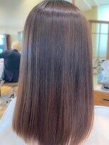 エスアール 真美ケ丘店(SR)驚異の艶髪へ【酸性ストレート】サラサラ・まとまる髪へ