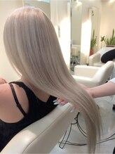 インプルーヴ アートスタイルヘアー(imProve Art style hair)外国人風グレージュアッシュ3Dヘアー♪