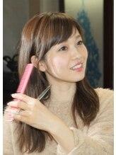 ポラリスヘアーアンドメイク 五反田(Polaris hair&make)松本 沙由里