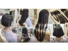-Hair Donation- ヘアドネーション