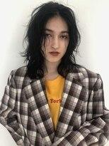 ブロック ジャポン(bloc japon)スタイリング簡単! デジパでルーズヘア