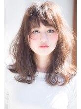 ヘアーサロン アミ(Hair Salon ami)モテシルエット☆ガーリーミディ