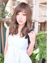 ☆think hair☆ 外国人風ドライウェーブ