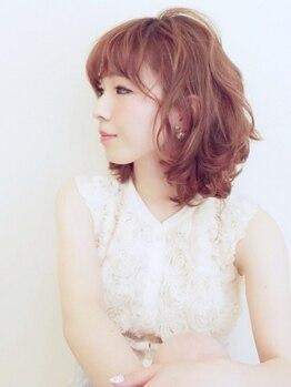 ヘアーメイク アージュ 二日市店(HAIR MAKE age)の写真/第一印象が決まる顔周りだからこそ!【age(アージュ)】でバランスの良いキレイなスタイルを手に入れて☆