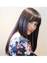 ヴェジールヘアデザイン(Vezir hair design)【究極のツヤ感】サラ艶ストレート
