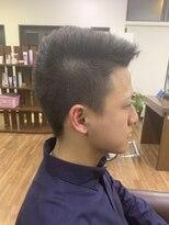 アールピクシー(Hair Work's r.Pixy)メンズ ベリーショート