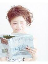 オブヘアー 鷺沼店(Of HAIR)K.アレンジショート