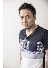 アンテナヘアー(Antenna hair)☆大人の色気メンズショート