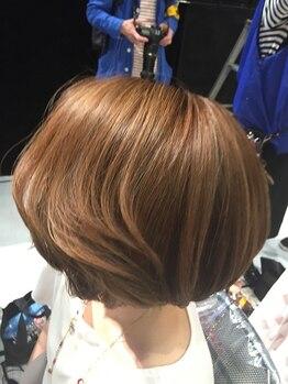 """ヘアサロンカルア(Hair salon KARUA)の写真/《髪・頭皮環境改善サロン◎》""""ダメージ知らず?!""""を重視した施術でバージンヘアのような美髪を手にして♪"""