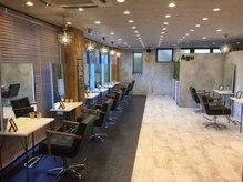 アグ ヘアー ポライト 会津若松店(Agu hair polite)の雰囲気(ゆったり寛げる空間。家にいるようにRelax)