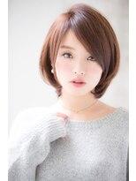 アンアミ オモテサンドウ(Un ami omotesando)【Unami】小倉太郎 大人女性にオススメひし形ショートボブ