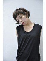 【OREO.】マニッシュショート      #前髪カタログ