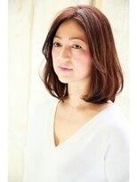 ダミアバイルル(DAMIA by LuLu)41★40代からのヘアスタイル~若々しく綺麗に見える横顔~