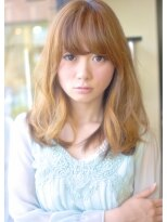 スパイラルパーマのThis collection SEMILONG☆無造作なラフめのウェーブが可愛い☆画像