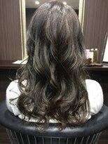 髪の美院 シャルマン ビューティー クリニック(Charmant Beauty Clinic)ダークアッシュカラー