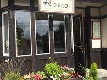 桜デコ(DECO)の雰囲気(新琴似4番通り沿いのアットホームなお店♪)