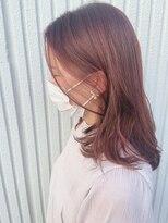 ネオヘアー 東向島店(NEO Hair)オレンジカラー