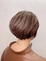 ヘアーアンドメイク エイダ(hair&make eida)大人かわいいイルミナスリークボブ20代30代