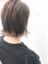 レックス ヴァレオ(REX VALEO)#切りっぱなしBOB#裾カラ―